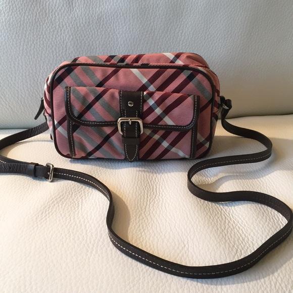 31f851f371c5 Burberry Handbags -  sale  Burberry London Blue Label crossbody bag
